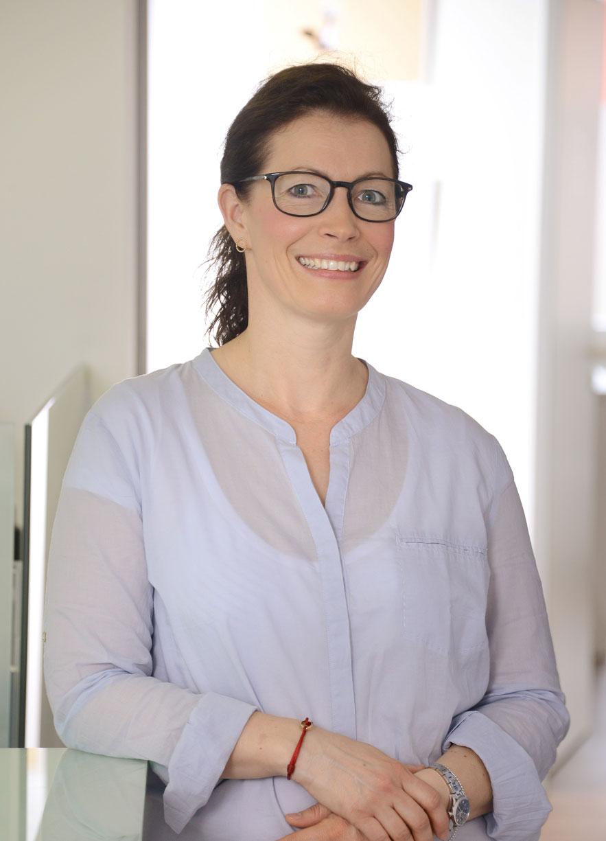 Dr. Antje Berger, HNO-Praxis Stuttgart